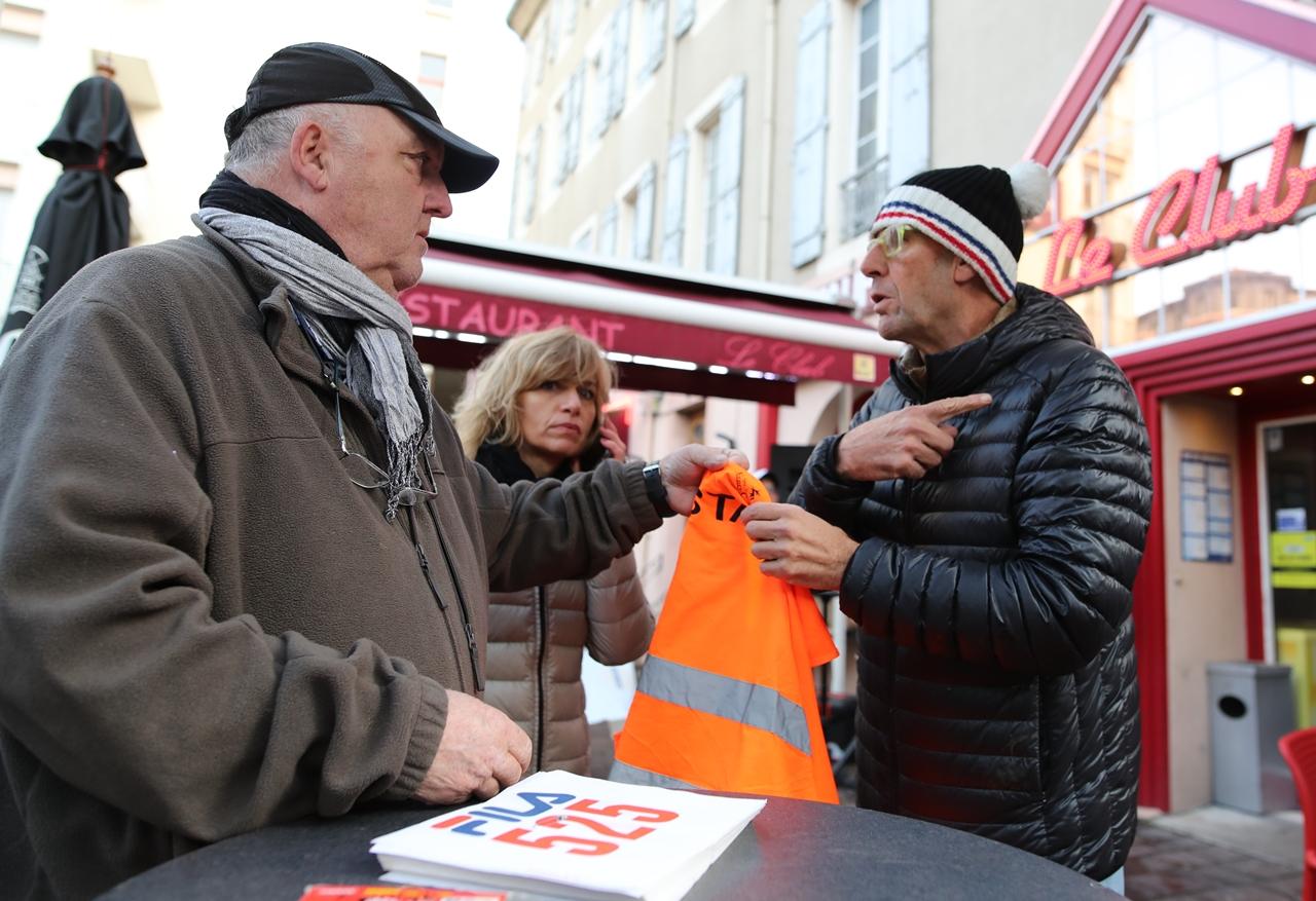 Course des Garçons de Café Millau 2019